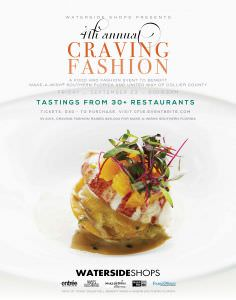 1WAT-6200-A05A P2 Craving Fashion Event Poster
