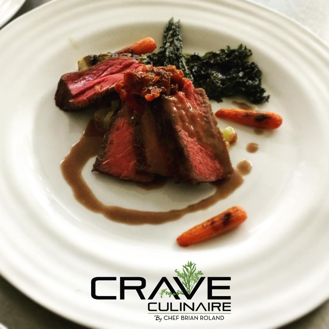 Crave Culinaire - you #1 catering company in Naples, FL.
