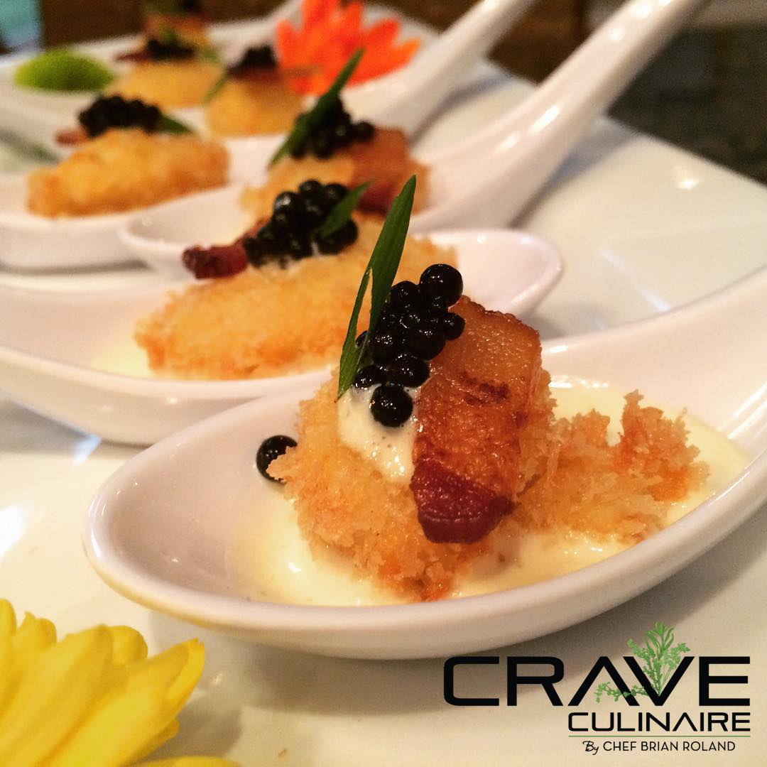 Catering naples crave culinaire part 2 for Culinaire