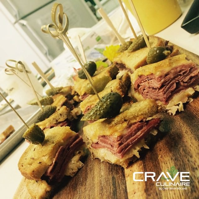 Catering kosher food crave culinaire for Culinaire