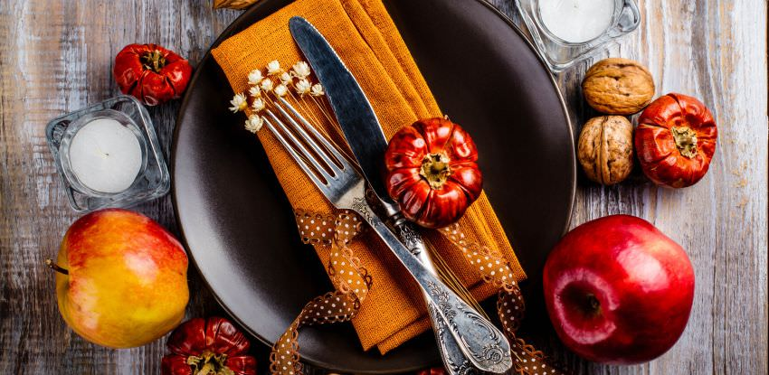 Top 5 Fall Catering Trends