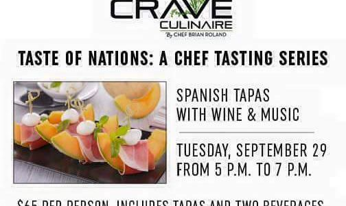 Taste of Nations