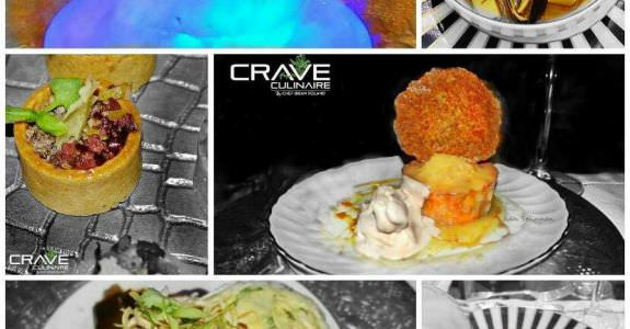 Molecular Cuisine Showcase by Team Crave